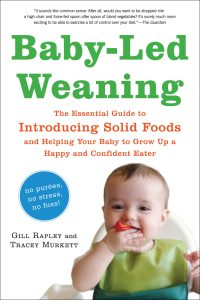 Libro de baby led weaning