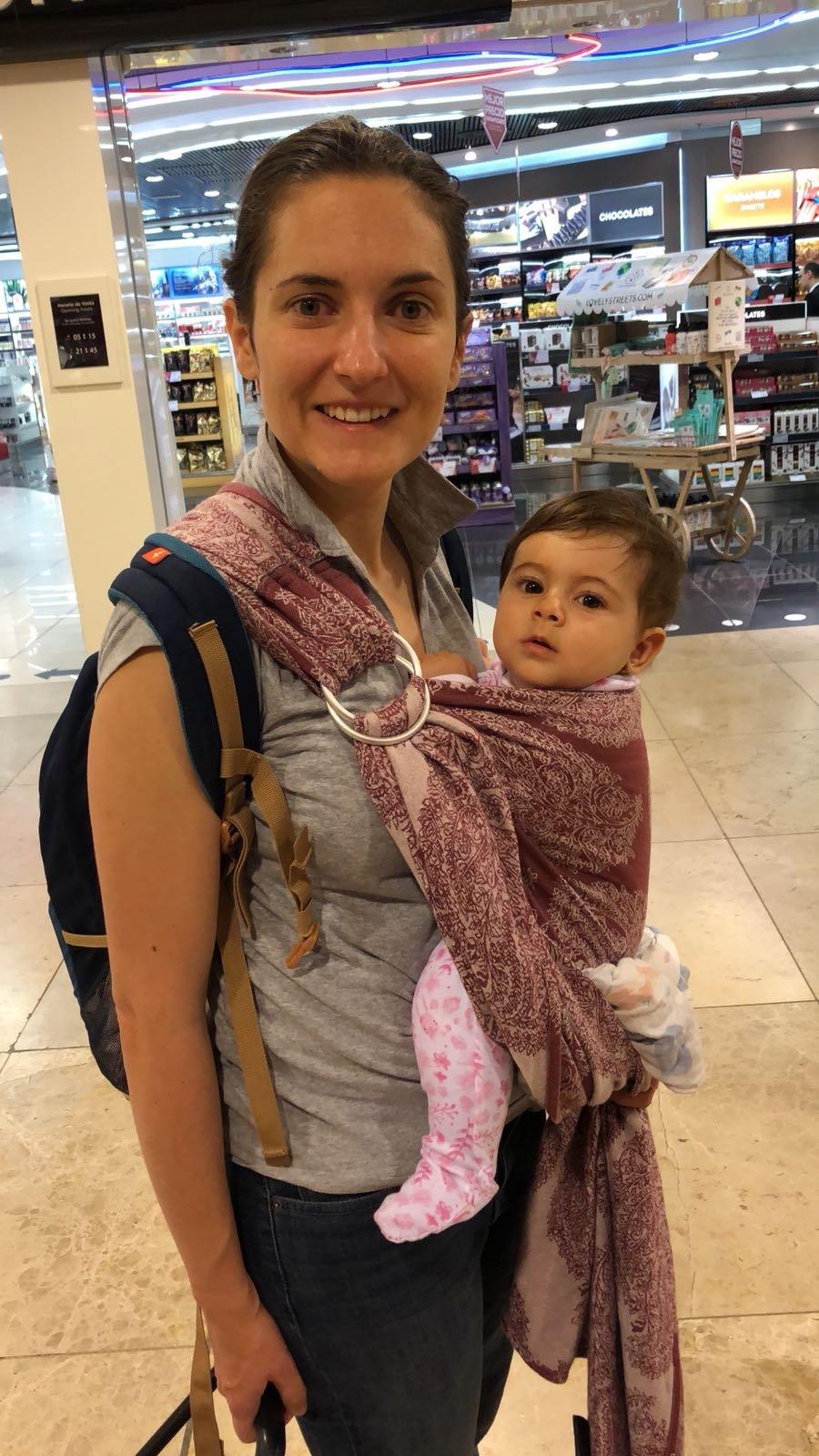 Viaje en Ryanair con un bebé
