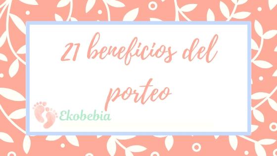 ventajas del porteo : 21 beneficios
